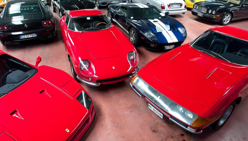 Duemila Ruote, Milano : l'enchère aux 430 voitures, 150 motos, 60 bateaux
