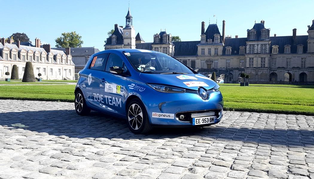 Premier record en Renault ZOE