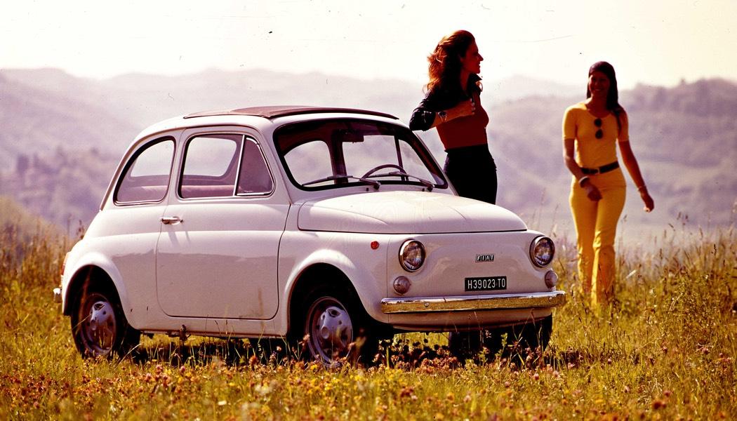 Auto Vintage : FIAT 500