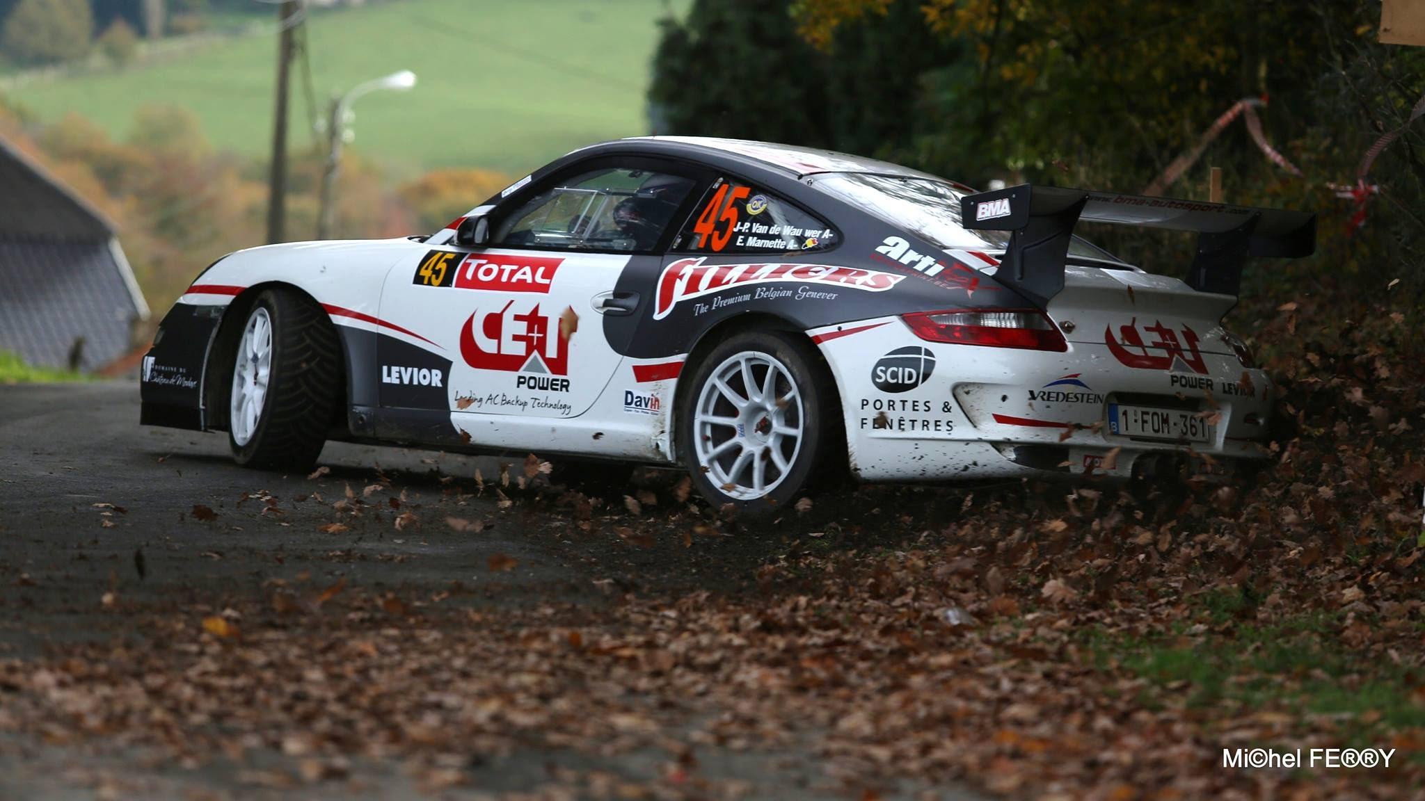 Pour rouler en Porsche… Citation.