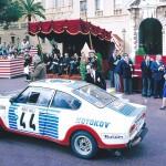 Skoda Fabia R5 - Skoda 130RS - Rallye Monte Carlo 1977 2017