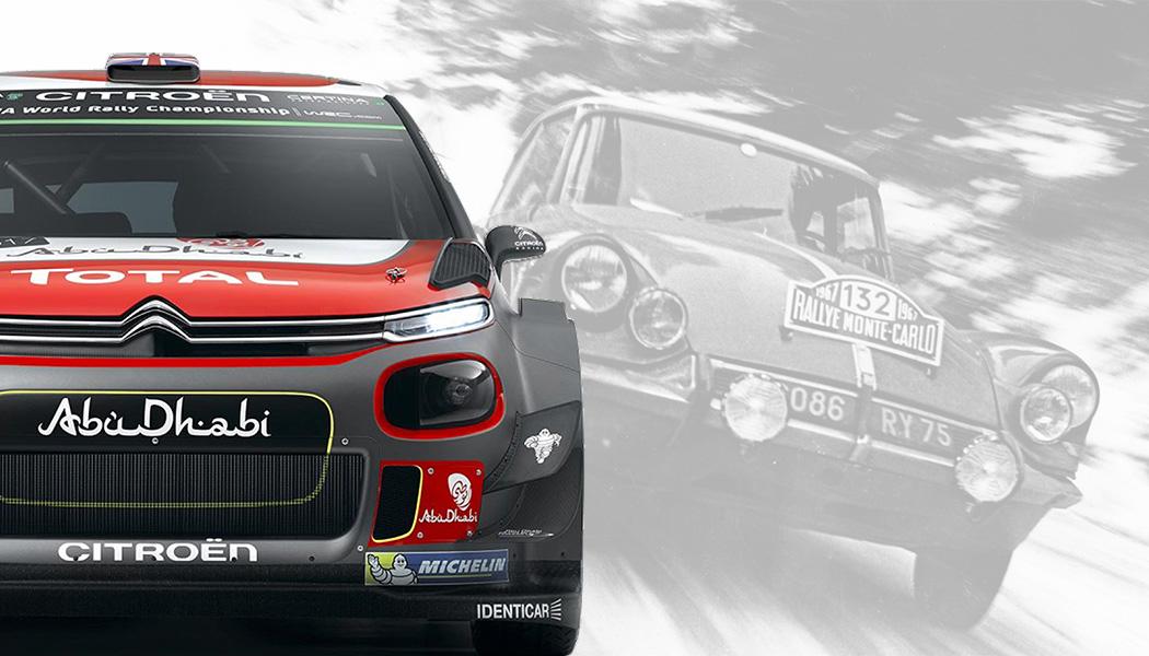 Citroën au Rallye Monte-Carlo : la quête de l'héritage