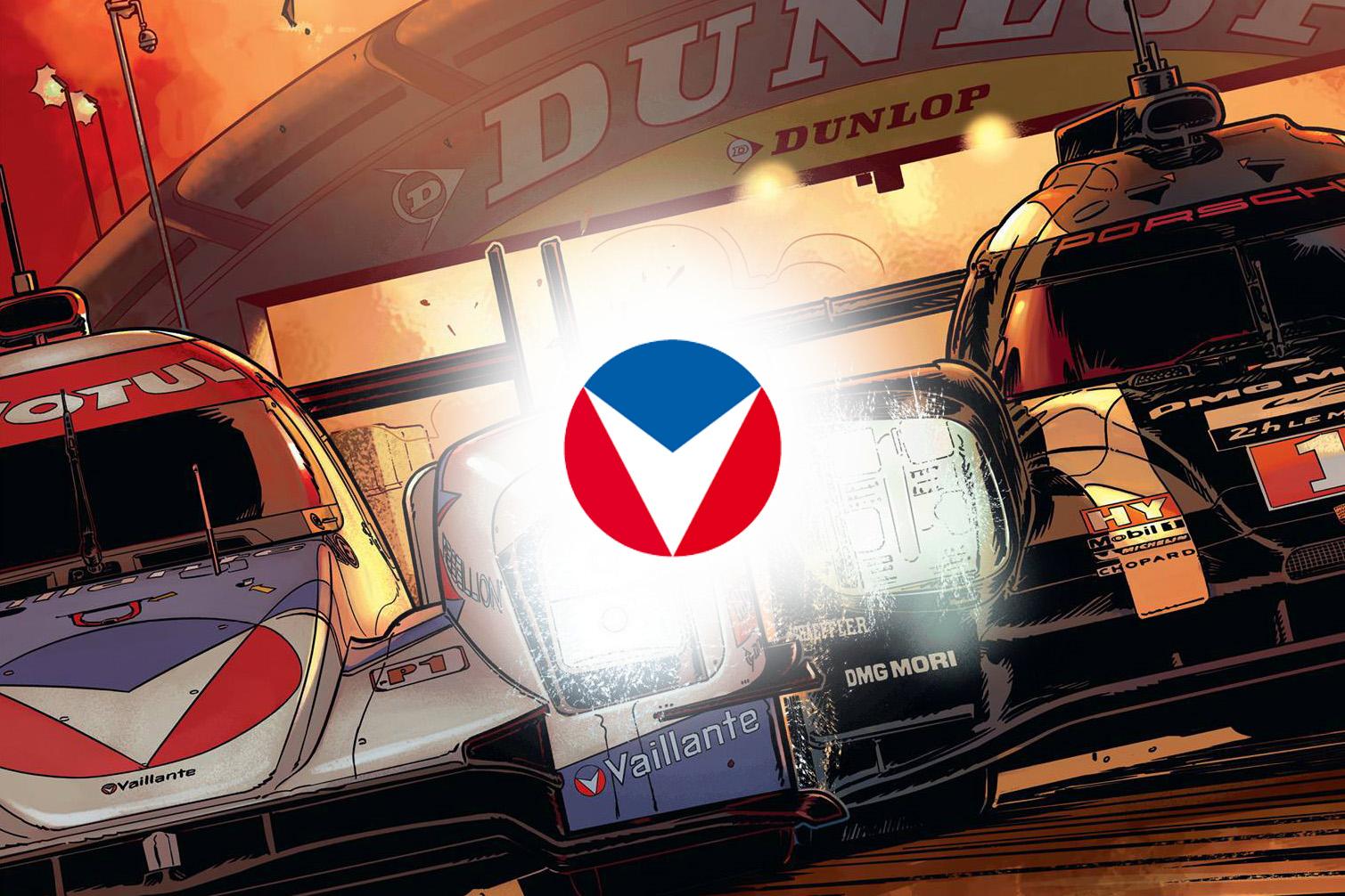 Michel Vaillant de retour aux 24 Heures du Mans !