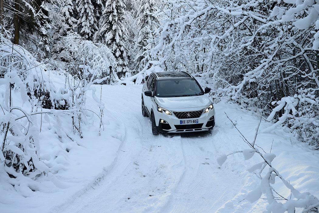 Essai Peugeot 3008 : dans le mille