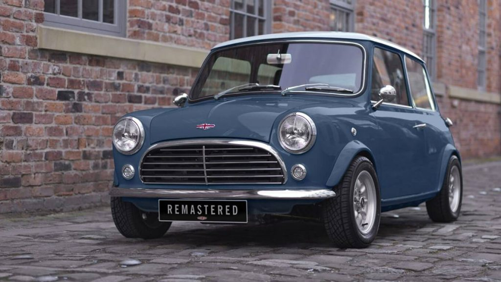 David Brown: une Mini après l'Aston Martin