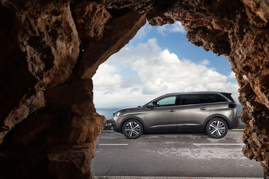 Essai Peugeot 5008 : version 7 places