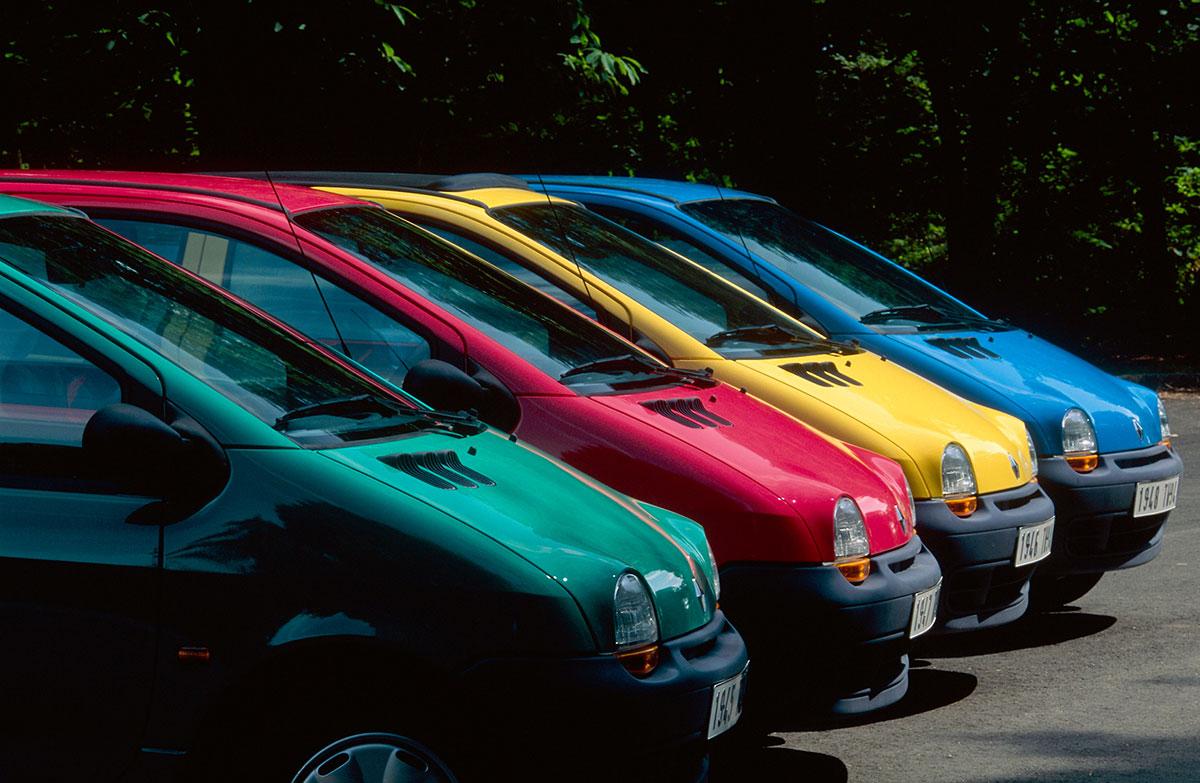 Mazarine ne roulait pas en Peugeot