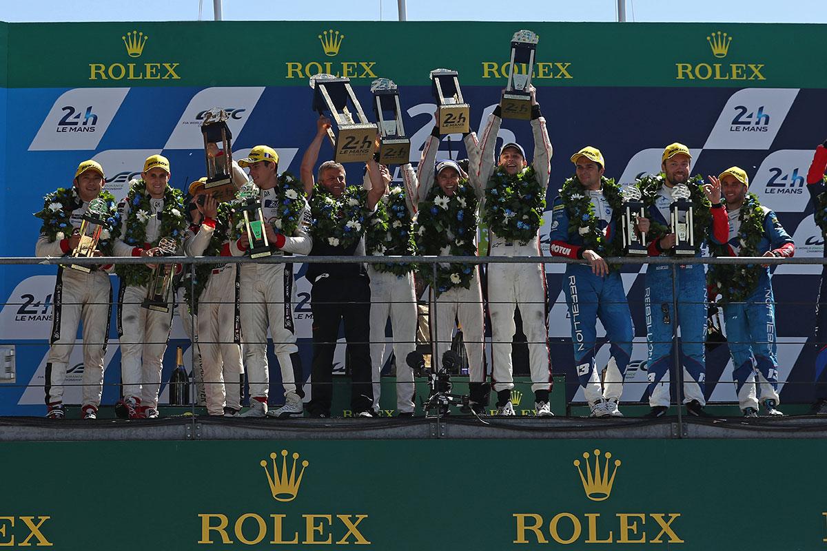 Brendon Hartley a toujours rêvé d'avoir une Rolex