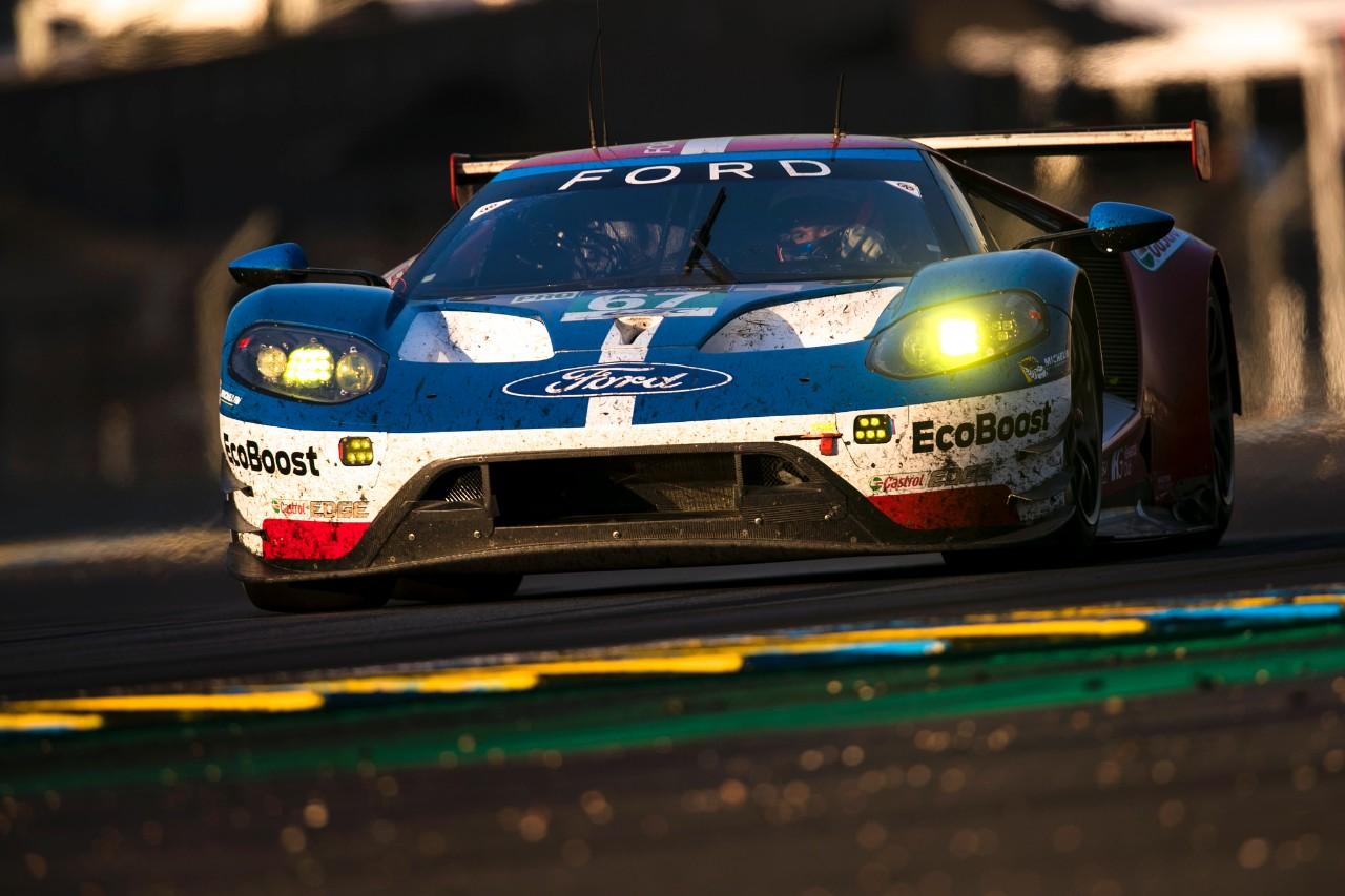 J'avais prédit la deuxième place de Ford aux 24 Heures du Mans