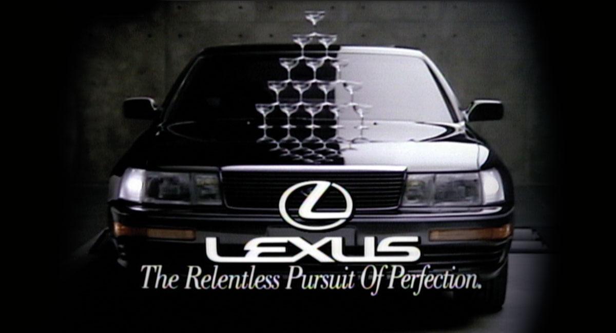 Lexus: lancement réussi