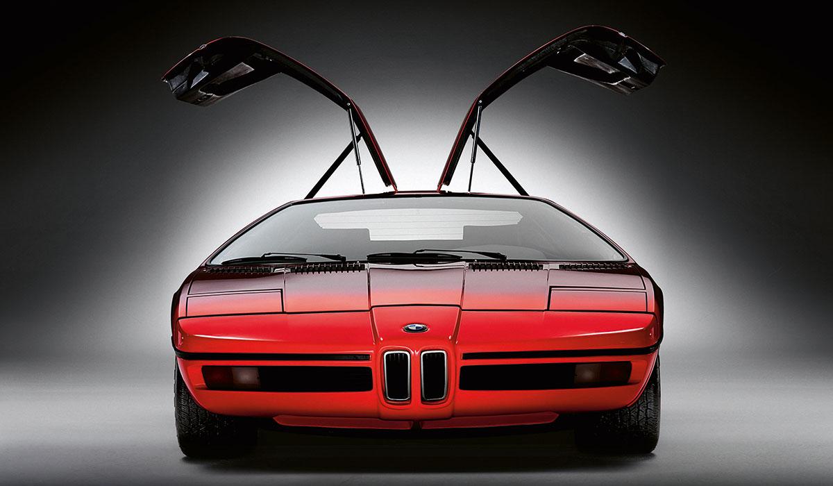 La voiture de rêve par Paul Bracq