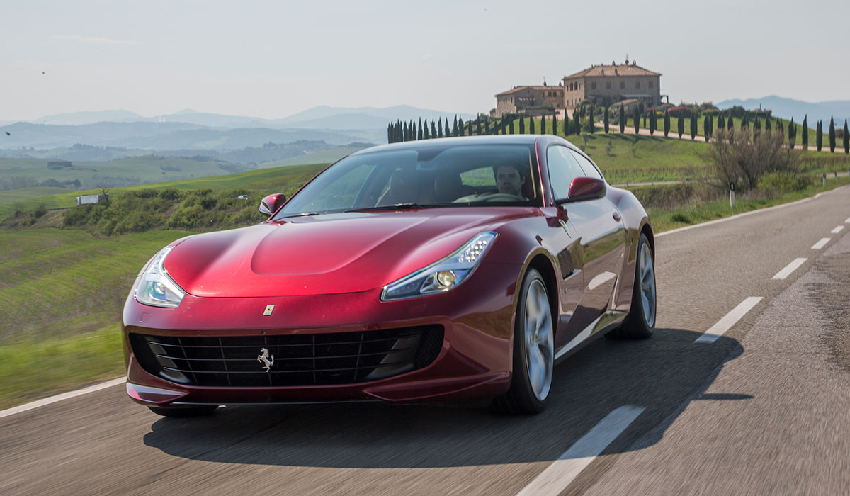 Essai Ferrari GTC4Lusso T: PowerPoint