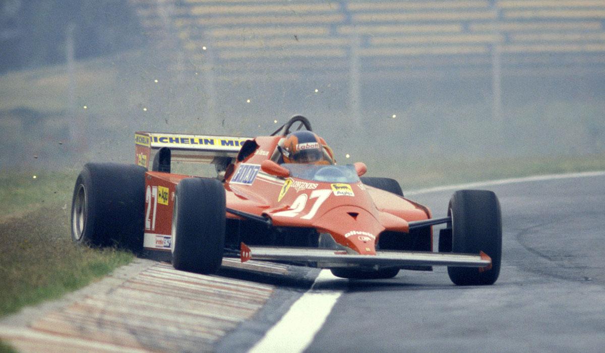 Gilles Villeneuve: le Petit Prince