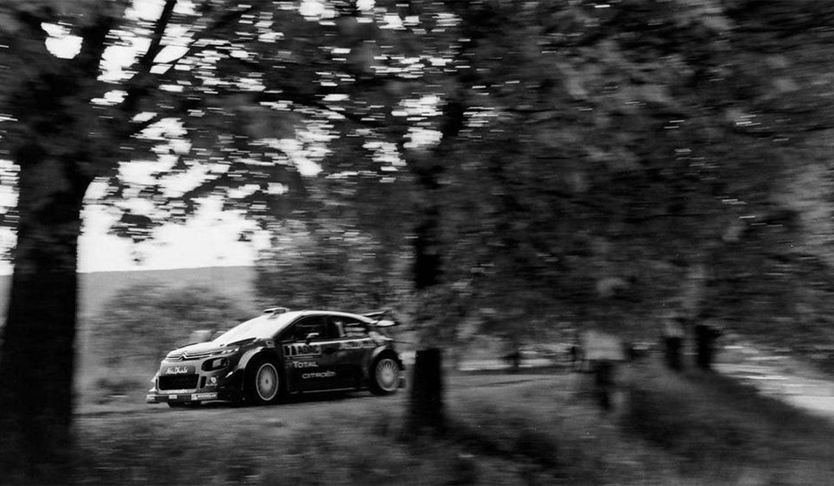 Le Rallye d'Allemagne comme vous ne l'avez jamais vu