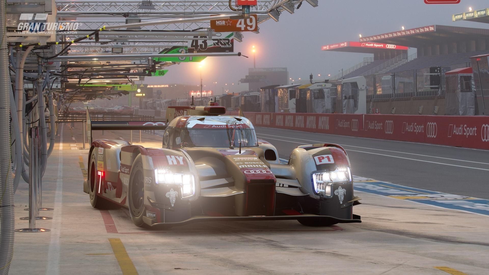 Gran Turismo Sport : le mode carrière GT League arrive