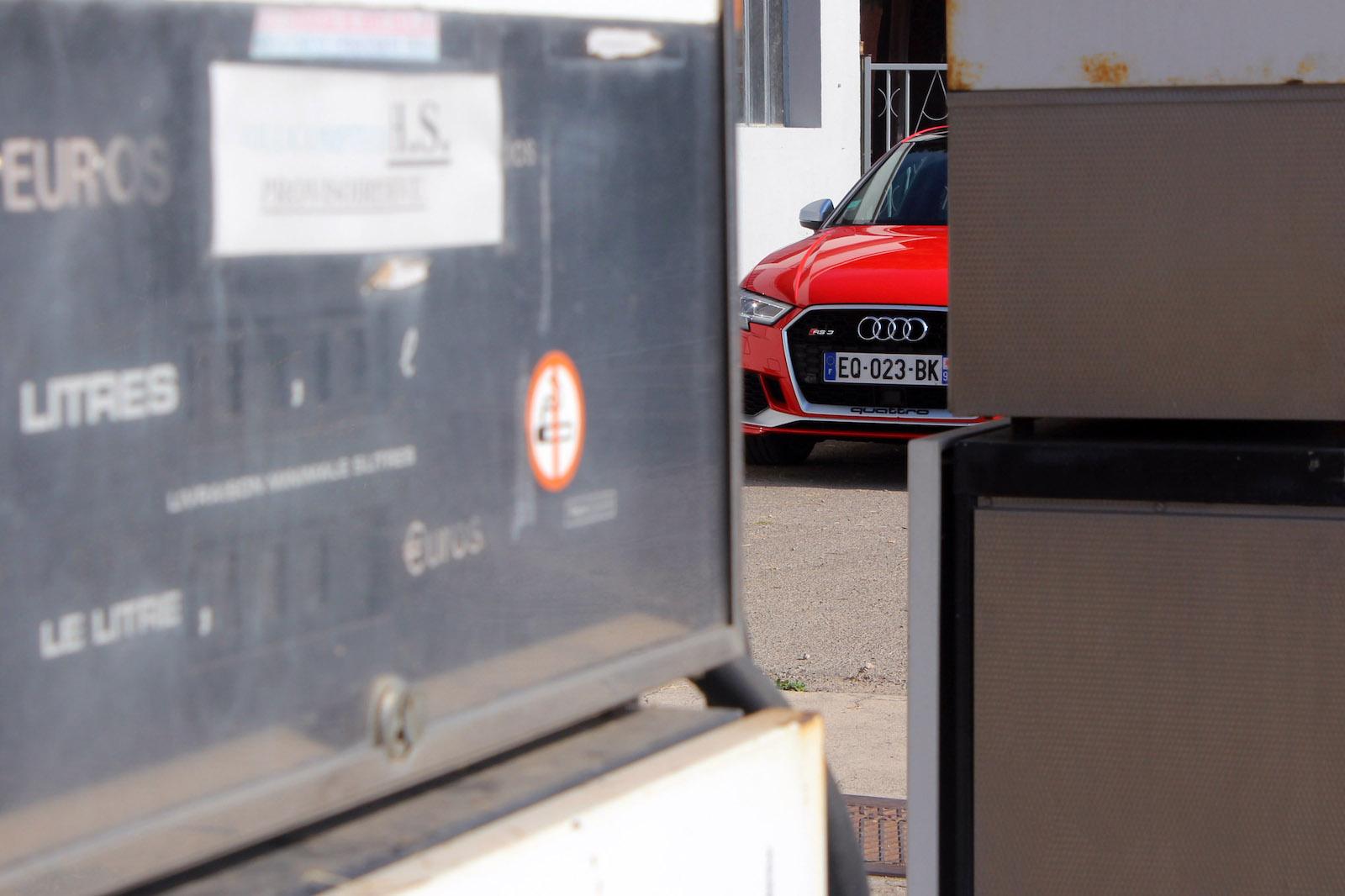 Essai : Audi RS 3 2017 : le digne héritage du 5 cylindres