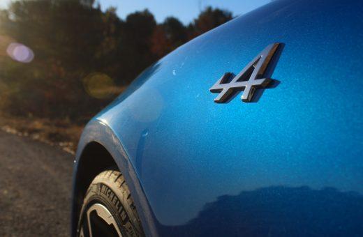 Alpine A110 2017 : on a oublié d'vous dire !
