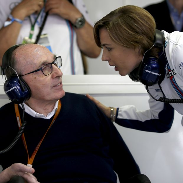 Williams F1 sur Netflix