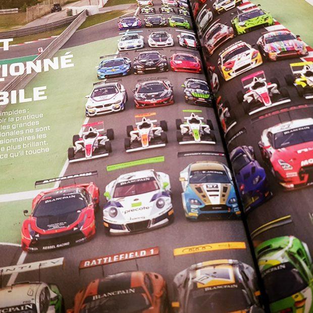 Dix pages de sport auto dans Car Life