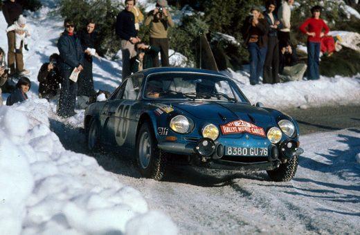 Rallye Monte-Carlo 1973 : une très grande première pour Alpine-Renault