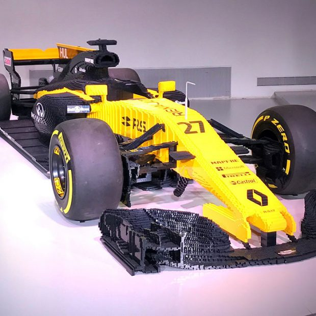 Renault Sport F1 les AFOL