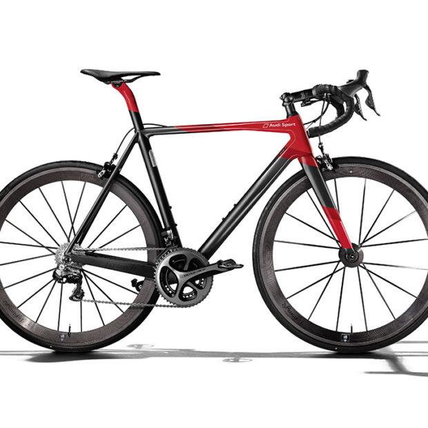 Audi Sport Racing Bike : lightweight, définitivement lightweight