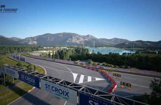 Gran Turismo Sport: le nouveau circuit de Sainte-Croix