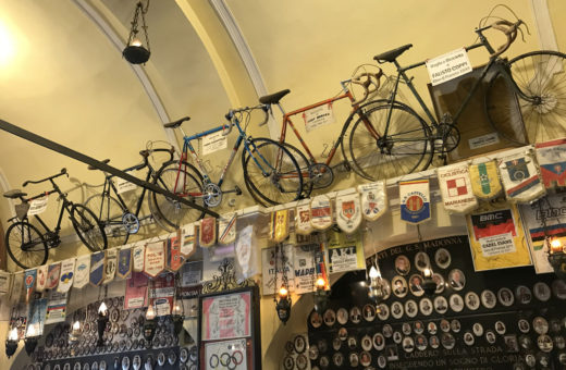 A voir : la Madonna del Ghisallo, patronne des cyclistes, lac de Côme