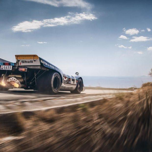 917K par la route : direction Monaco