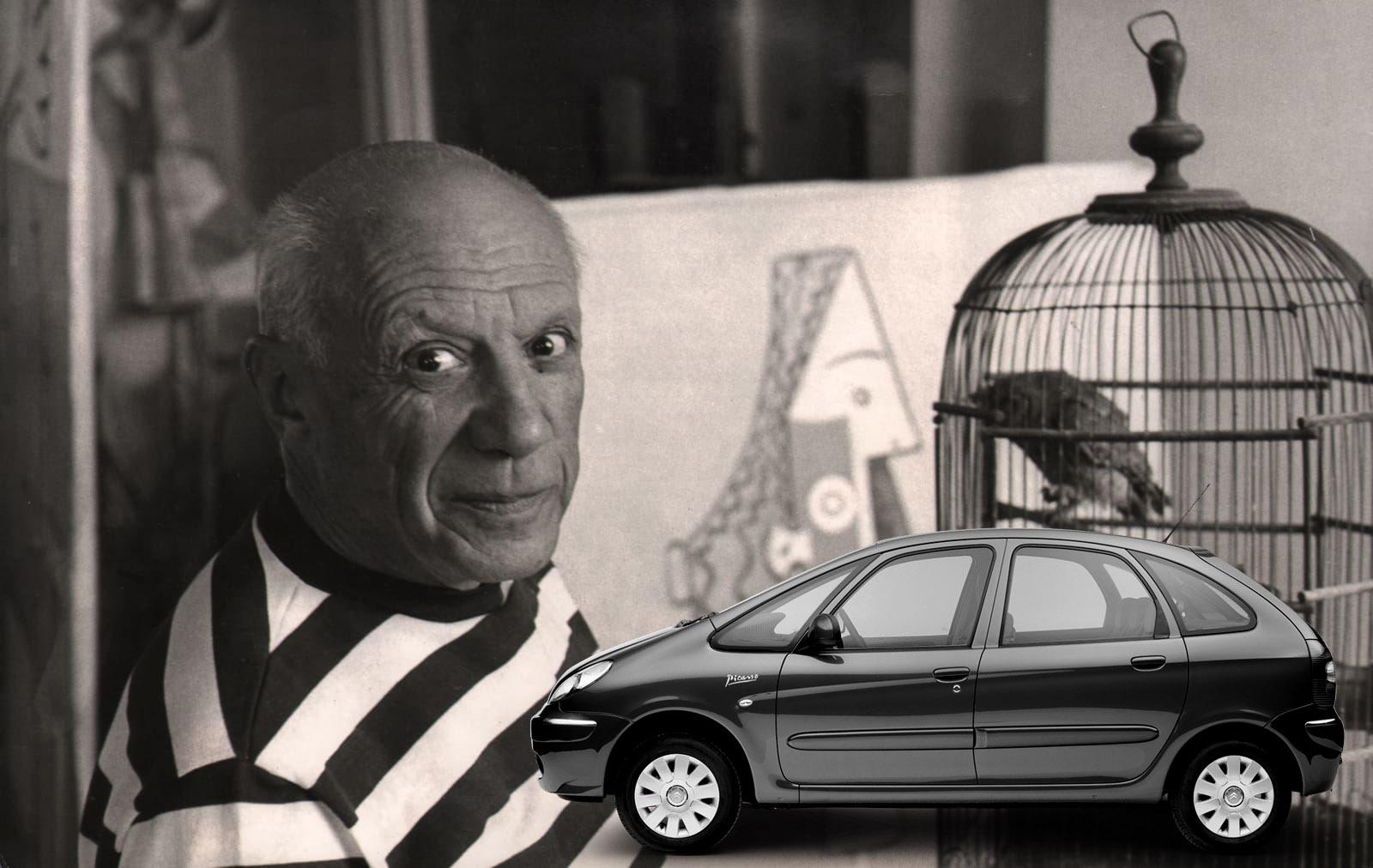 Citroën : au revoir Picasso