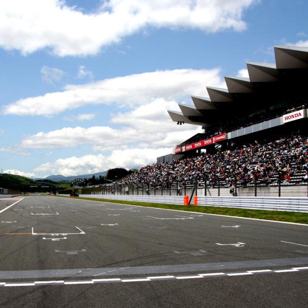 Les Jeux olympiques de Tokyo sur le Fuji Speedway