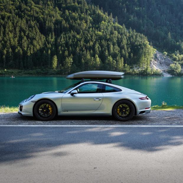 Toit ma Porsche