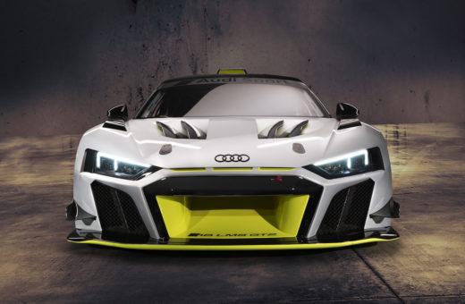 Goodwood 2019 : Audi présente son R8 LMS GT2