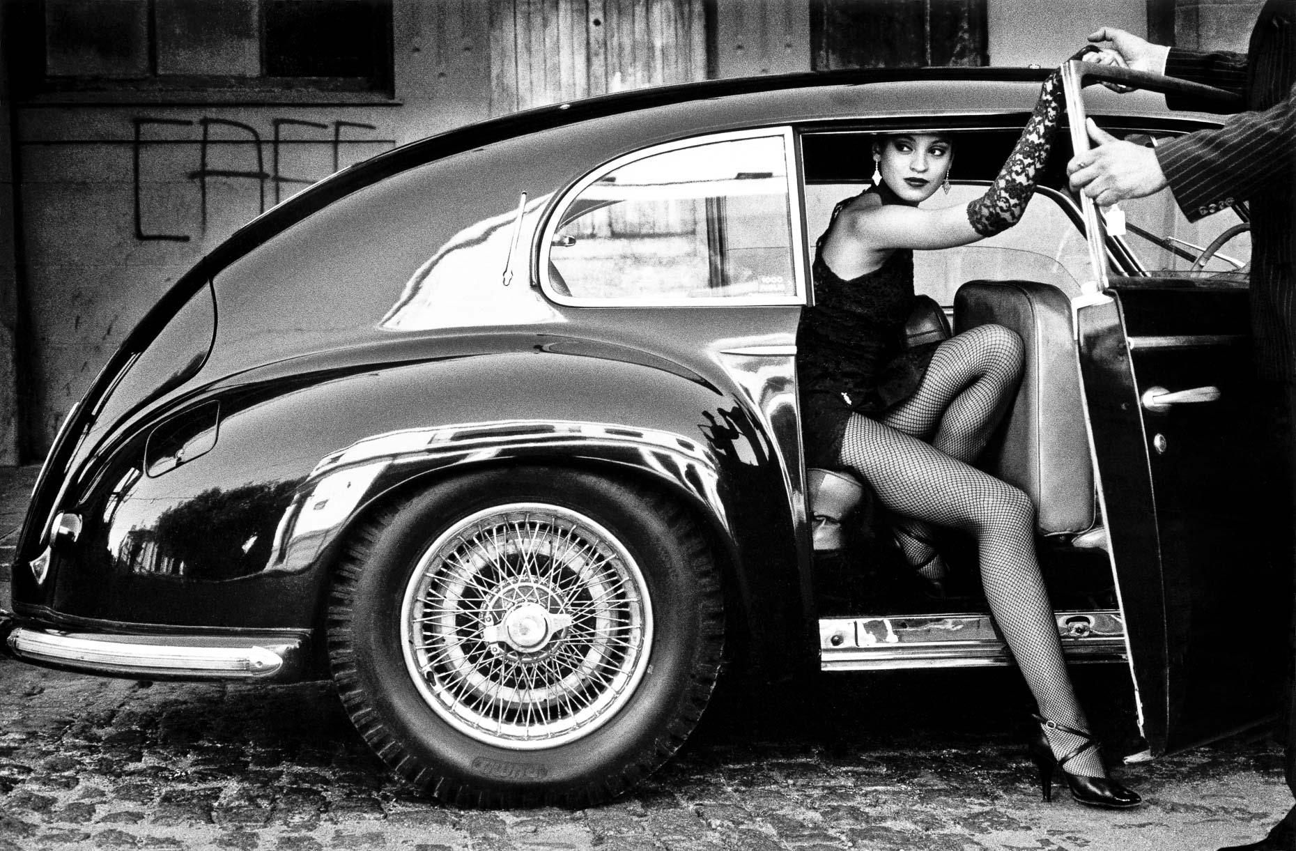 Photographie : The last tango, Alfa Romeo Freccia d'Oro 1948, par Christopher Pillitz