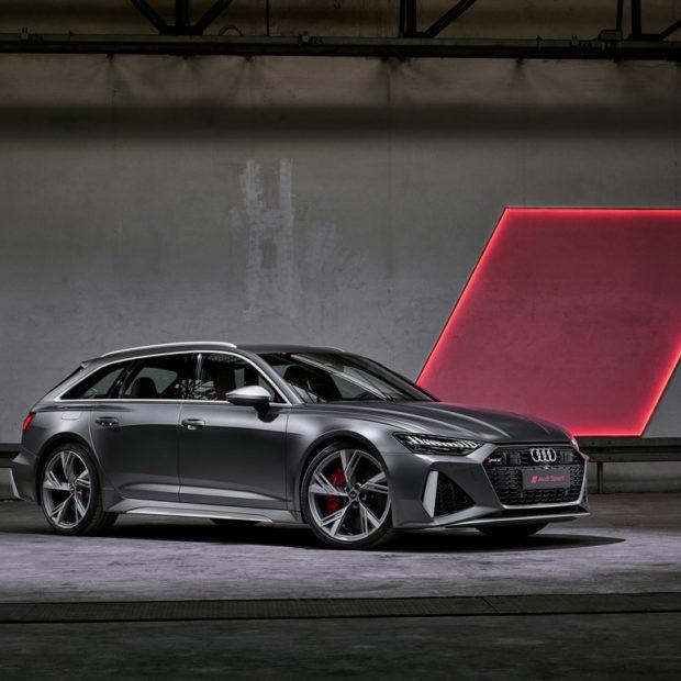 Un break des familles aussi fast que furious, Audi RS 6 Avant 2020