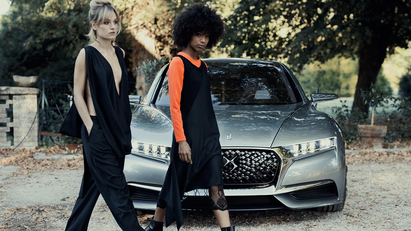 « Un autre regard » : DS Automobiles à la Paris Fashion Week