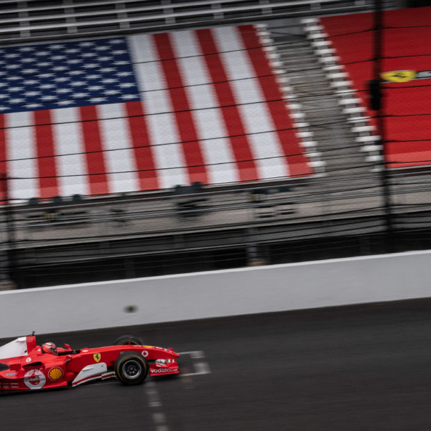 Ferrari Racing Days à Indianapolis